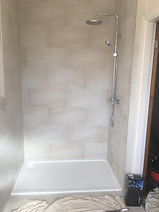 wet room and tiles installation ilkley1