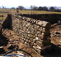 Yorkshire dry stone walling ian layfield 3
