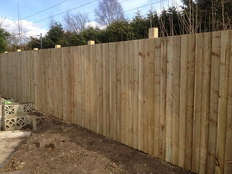 Landscapers Fencing Ilkley