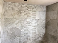 wall tiling