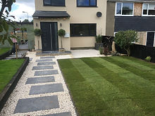 laying astroturf