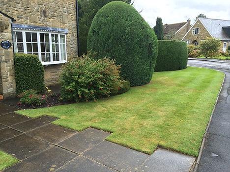 Turf Laying Landscape Gardener Ilkley