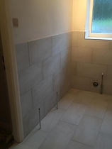 wet room and tiles installation ilkley