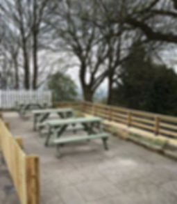 decking at ilkley