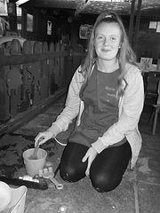 Katie Dinsdale - Baby Room leader Abacus pre school nursery ilkley