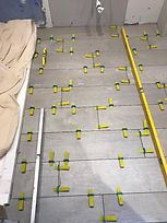 underfloor heating installation 5
