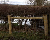 fencing ilkley yorkshire ian layfield 1