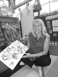 Rachel Eagle Tots Leader Abacus pre-school in Ilkley