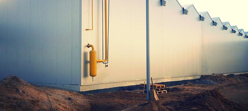 Газоснабжение тепличного комплекса по выращиванию овощей  ТОО «Green Land Alatau», площадью 5,1 га и его инфраструктуры расположенного по адресу: Алматинская область, 65-й км трассы Алматы - Капшагай»