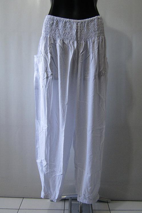 Women Resort Wear Lifestyle Pants 2020 - JUNE10 White