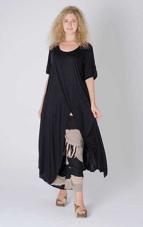 Women Resort Wear Clothing 2020 - D4951 Black