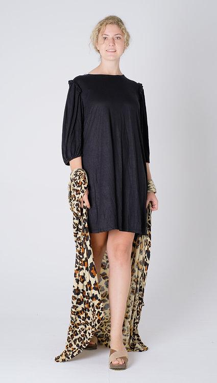 Women Resort Wear Clothing 2020 - D41180 Black