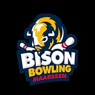 logo bison bowling maarssen