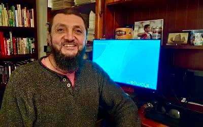 Julio Estorninho Activist for Aboriginal and Torres Strait Islander Rights