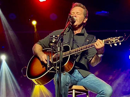 Troy Cassar-Daley speaks about his family and music