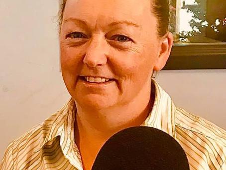 The Mayor Susan Rennie Spoke on Big Brekkie