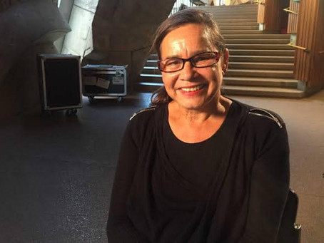 Rhoda Roberts Member of the Bundjalung Nation talks on KoolNDeadly