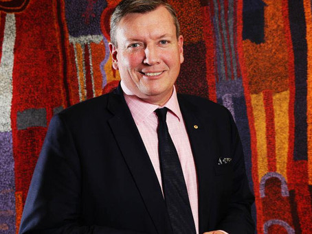 John Brogden AM Chairman for LIFELINE Australia