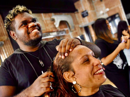 Deadly Hair Dude Inspiring  Indigenous Students and Communities