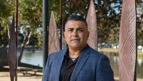 OUR YOUTH OUR WAY: Commissioner for Aboriginal Children & Young People Justin Mohamed