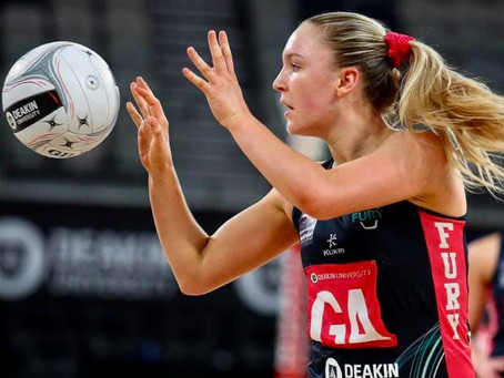 Netball Star Gabby Coffey Speaks on KoolNDeadly