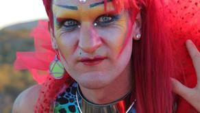 Transgender Superheroine STARLADY Finds Acceptance in Aboriginal Communities