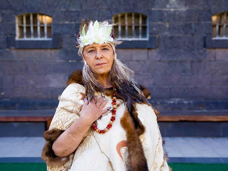 N'arweet Carolyn Briggs talks about NAIDOC and Indigenous History on 3KND