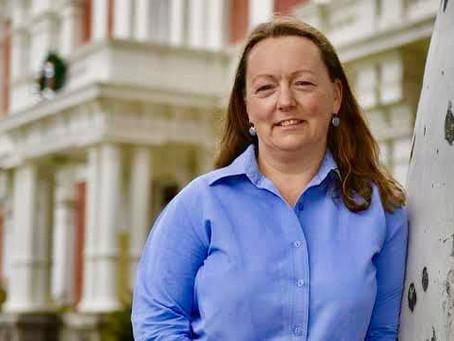 Mayor of Darebin City Council Susan Rennie chats about the Preston Market
