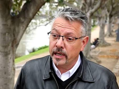 CEO of Dja Dja Wurrung Enterprises Rodney Carter developing Indigenous Crops