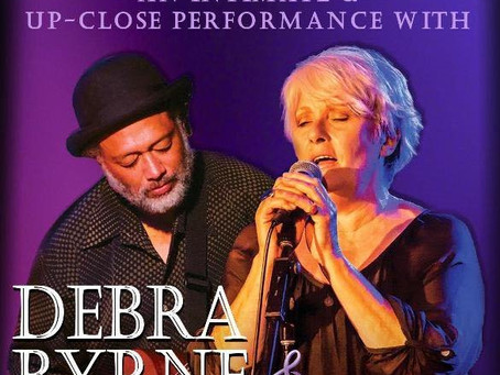Debra Byrne Returns to MEMO Music Hall with Dion Hirini