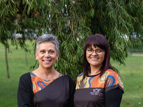 Kym Williams and Tracey Winmar talk about their roles at Victorian Civil and Administrative Tribunal