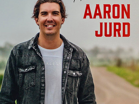 Aaron Jurd wins the Tamworth Songwriters Association New Songwriter of the Year award