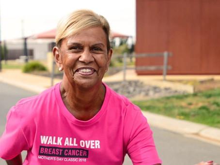 Aunty Pam Pedersen Celebrates Mother's Day