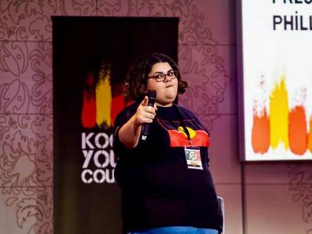 Kimmie Lovegrove Brings Kungari Comedy to 3KND