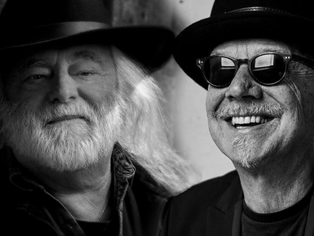 Two Legends Of Australian Music - Brian Cadd And Russell Morris On Tour
