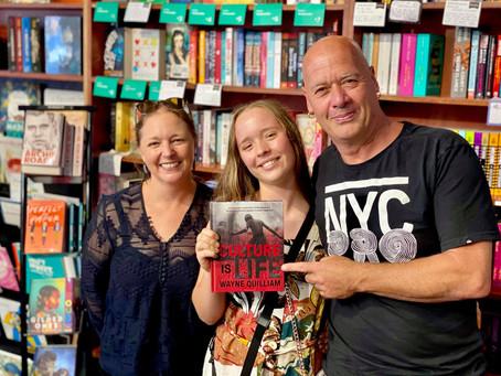 Tasmanian Man, Wayne Quilliam discusses his book Culture is LIFE