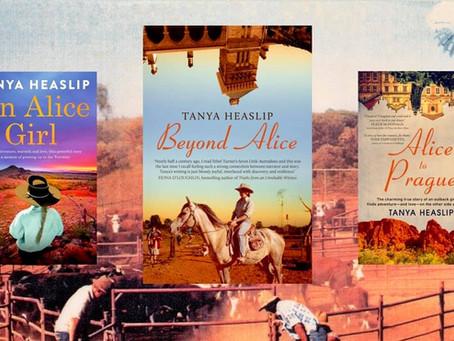 Tanya Heaslip Chats About Her Third Memoir Beyond Alice