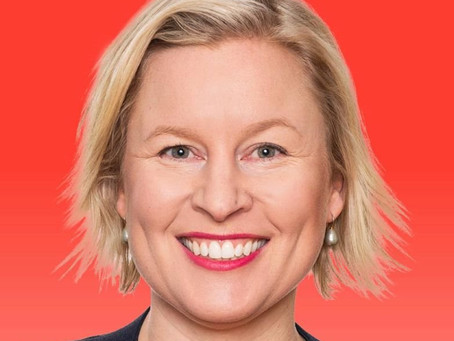 Dr. Catherine Keating is committed to her job as Medibank Head of Service Design and Strategy