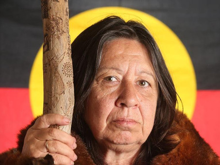 Annette Xiberras Elected Chair of the Victorian Traditional Owners Land Justice Group
