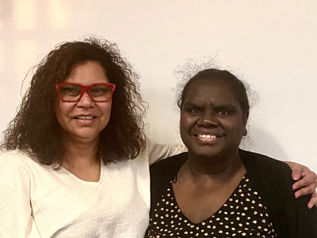Leila Gurruwiwi & Helen Christensen Supporting Indigenous Students at MACS