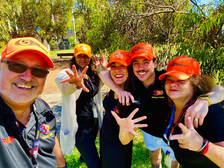 3KND Walking Against Family Violence