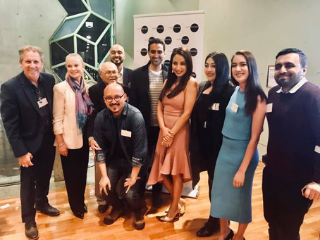 Media Diversity Victorian Launch