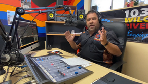 Wilcannia River Radio Keeping It Alive In Lockdown with BB Adams