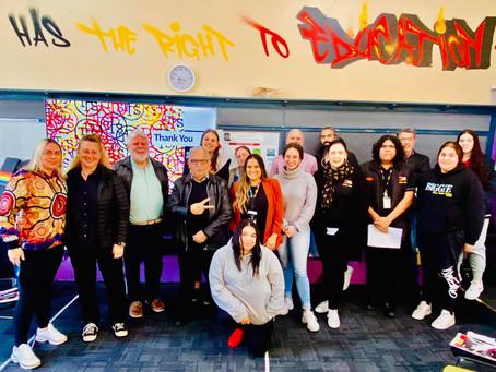 The Pavilion School, Launch Reconciliation Action Plan