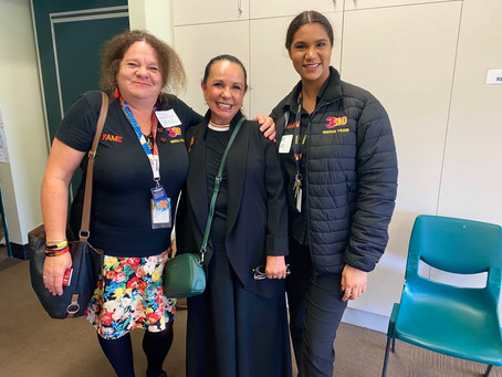3KND Join Shadow Minister for Families and Community Services, the Honourable Linda Burney