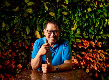 Chef Jimmy Shu's Journey to Multicultural Darwin with Cooking