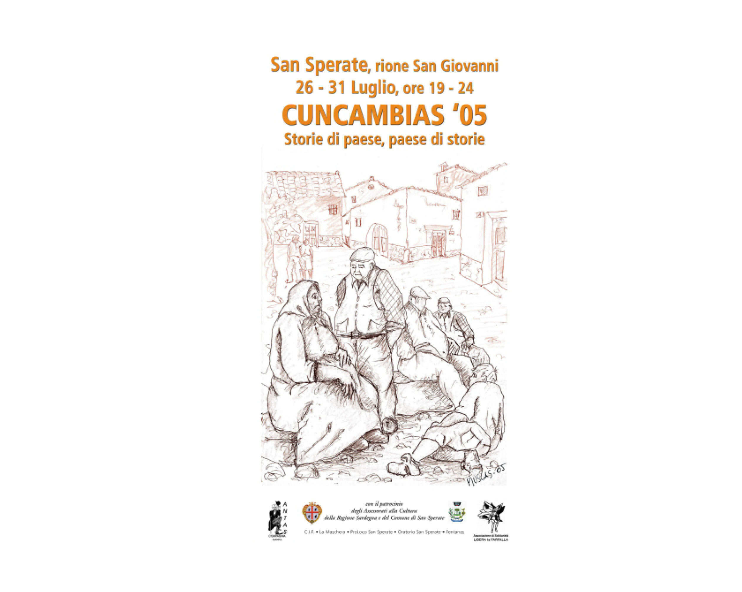 Cuncambias 2005
