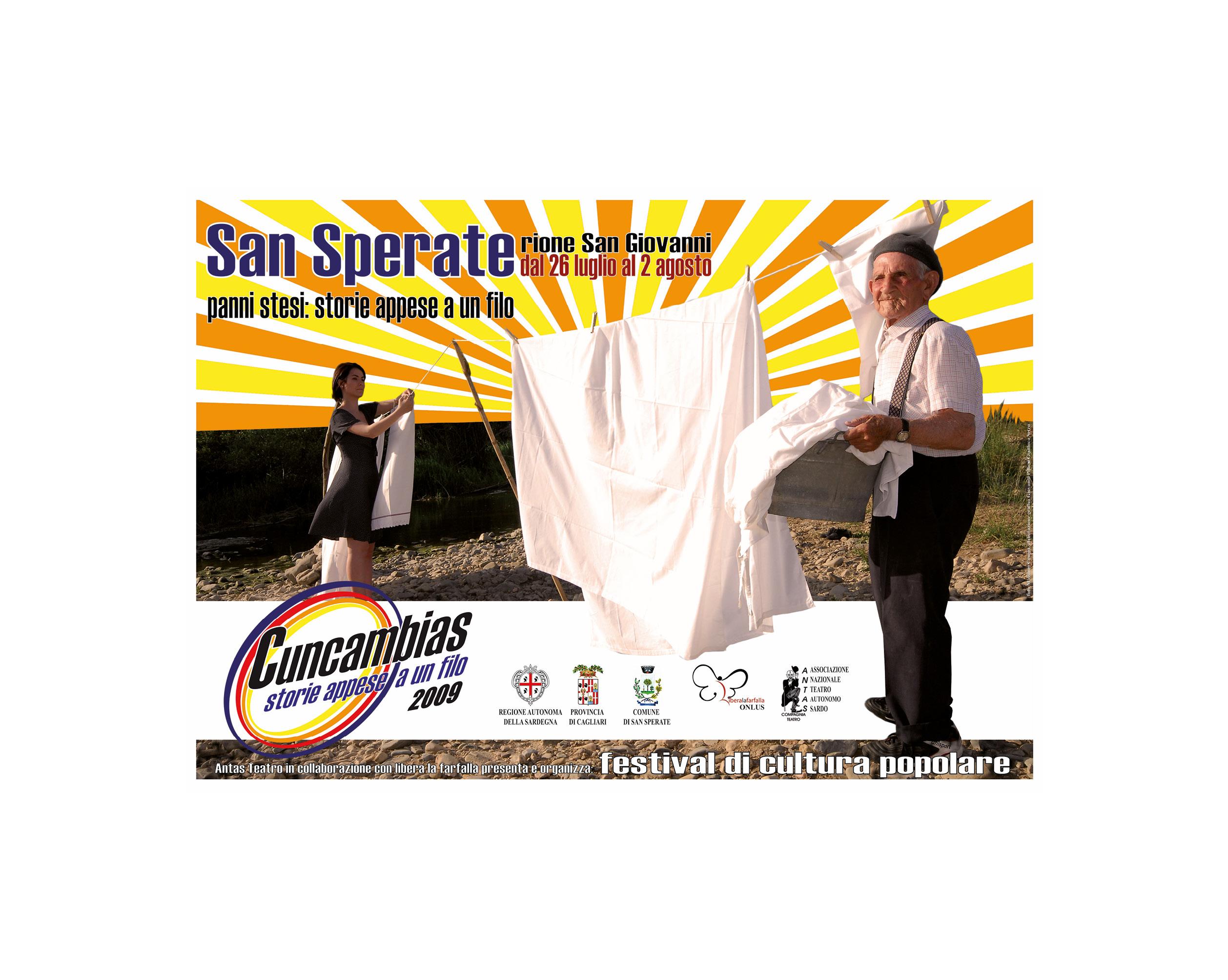 Cuncambias 2009