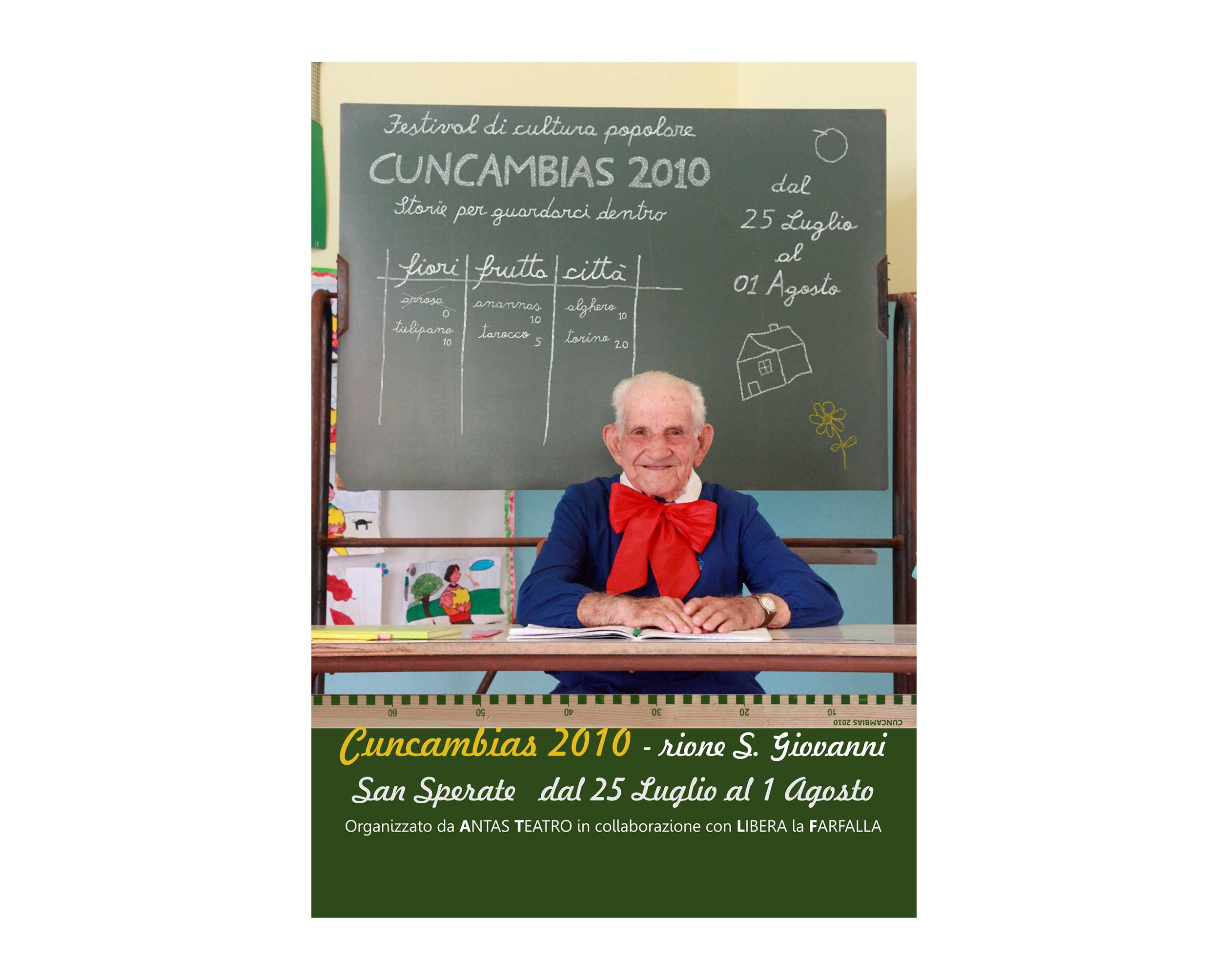 Cuncambias 2010