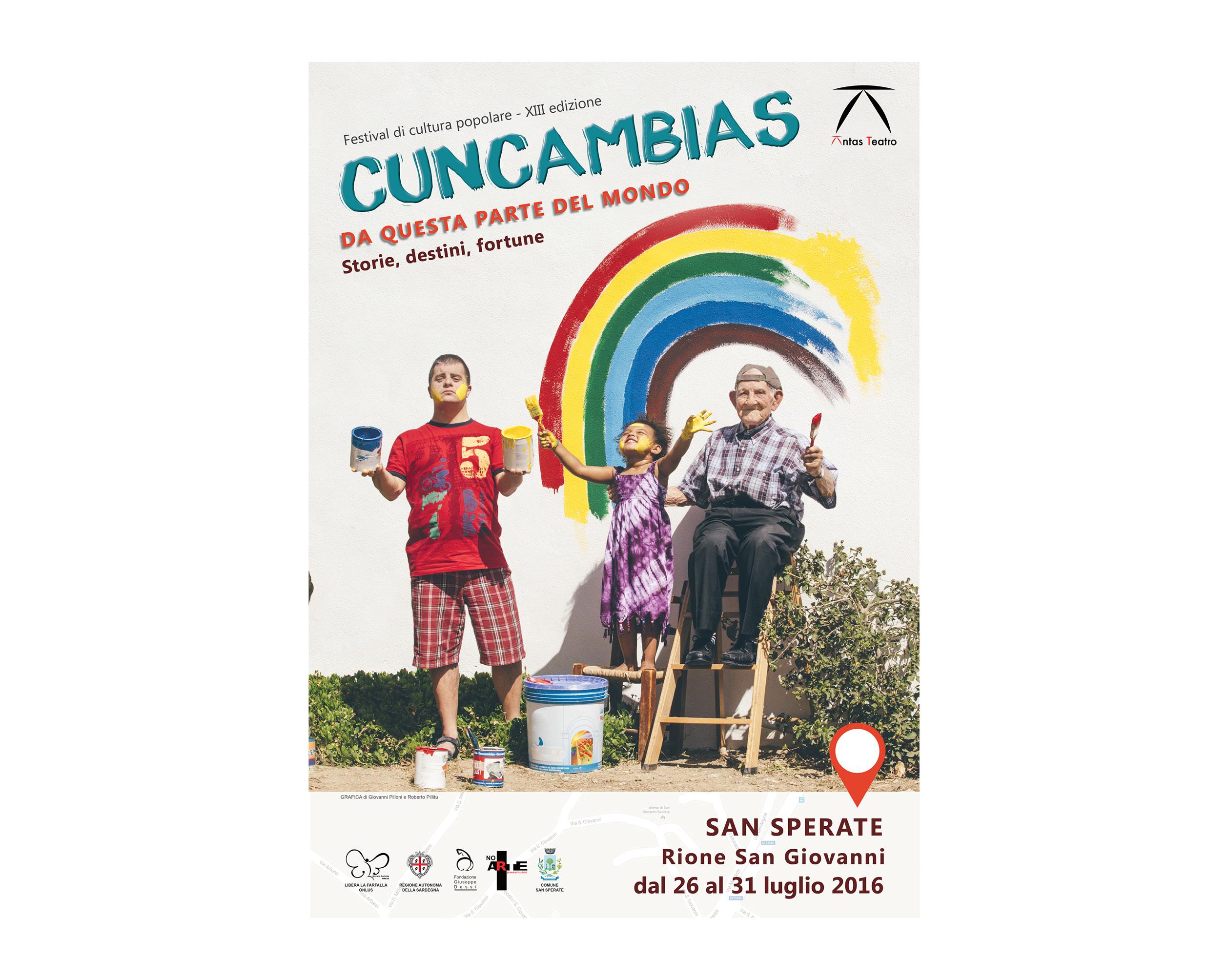 Cuncambias 2016